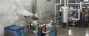 safety relief valve testing