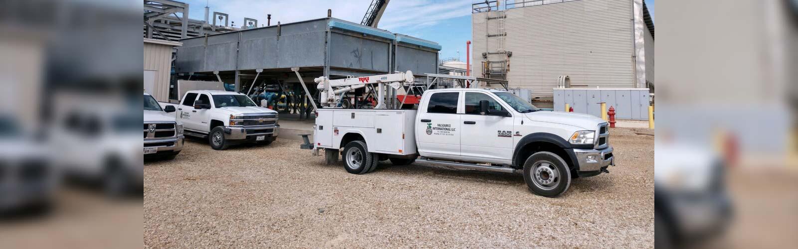 Valsource Service Truck